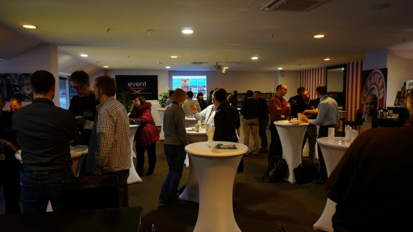 Networking beim DOAG BarCamp Development
