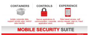 Oracle Mobile Security Suite