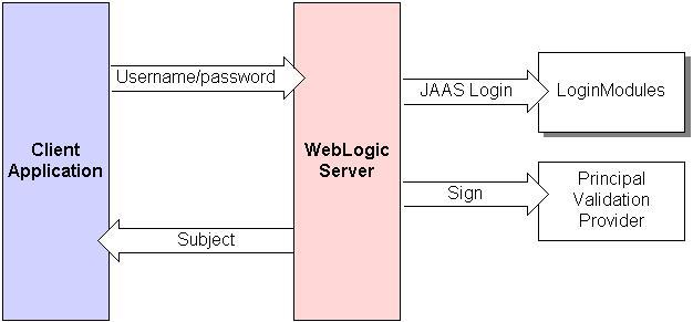 Authentication Process (Principal Validation Process)