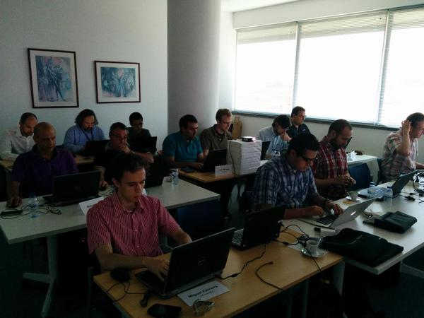 Java Cloud Service Training - Sommer Camp 2015
