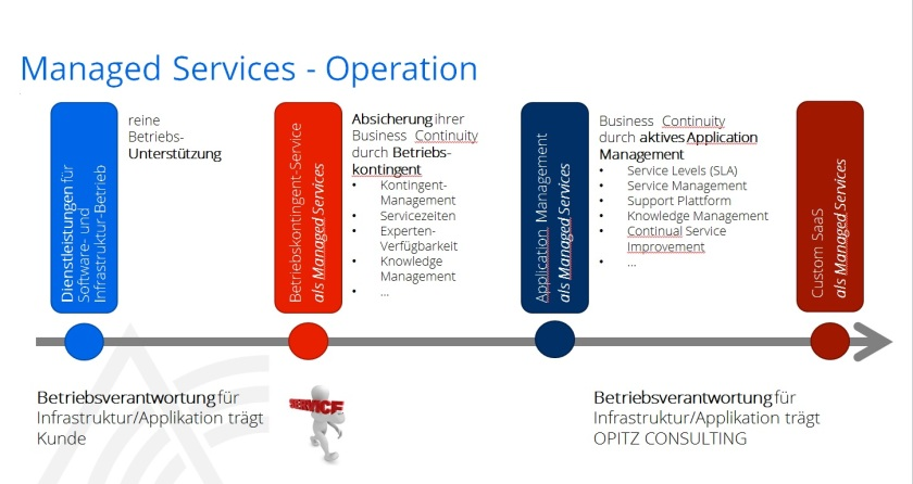 Managed Services - Operation